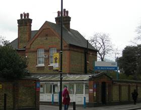 St Anns Hospital
