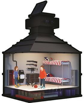 Bunker illustration