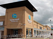 Beaumont Shopping Centre Leicester
