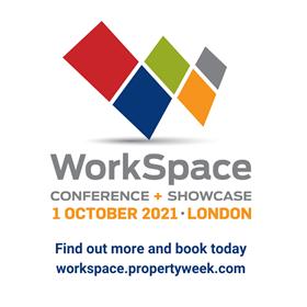WorkSpace - next event