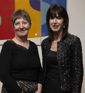 Patricia Brown, director at Central, and Susan Freeman, property partner at Mishcon de Reya