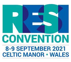 PW RESI Convention 2021 logo