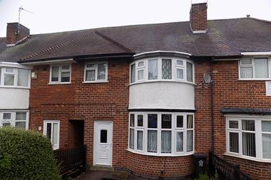 Leicester Property Sells at Auction for five times more than market value with Harry Albert Lettings & Estates