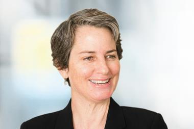 Mary Ricks KWE President