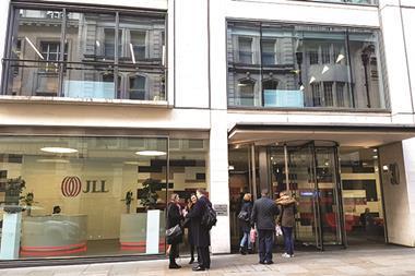 JLL office