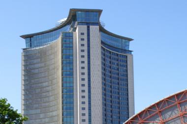 Empress state building