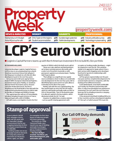 Property Week 24 November 2017