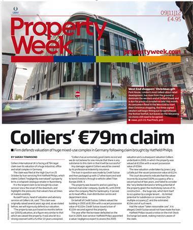 Property Week 09 November 2012