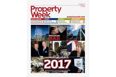 Property Week 15 December 2017