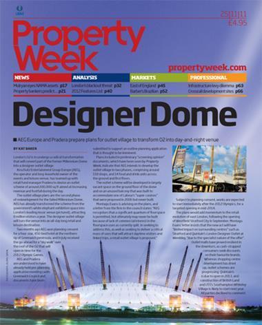 Property Week 25 November 2011
