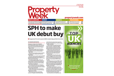 Property Week 27 July 2018