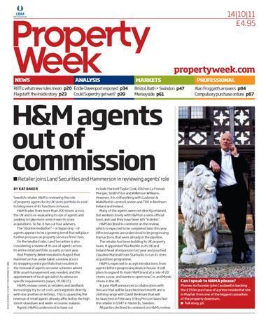 Property Week 14 October 2011