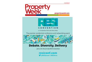 Property Week 10 August 2018 - Digital only RESI preview special