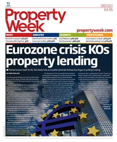 Property Week 18 November 2011