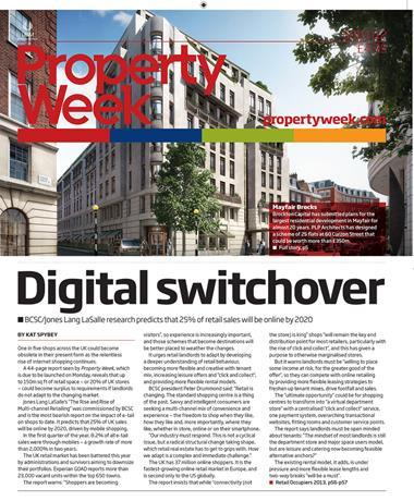Property Week 30 November 2012