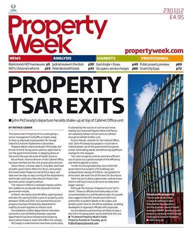 Property Week 23 November 2012