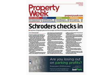 Property Week 4 May 2018
