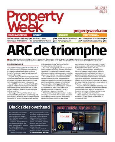 Property Week 1 December 2017