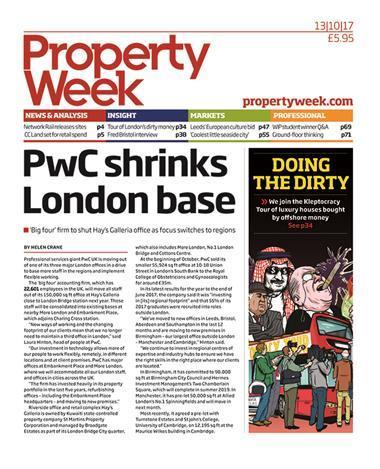 Property Week 13 October 2017