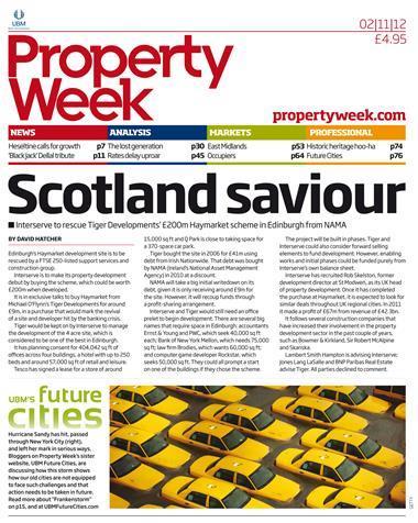 Property Week 02 November 2012
