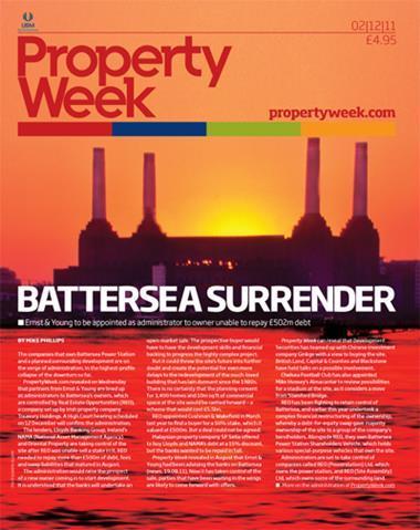 Property Week 2 December 2011