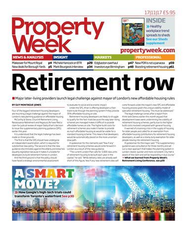 Property Week 17 November 2017