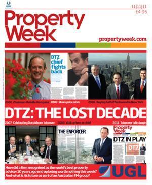 Property Week 11 November 2011