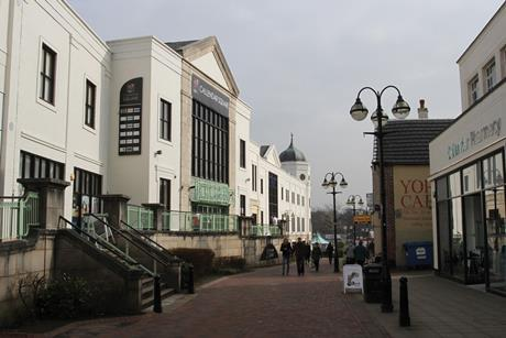 Callendar Square Shopping Centre, Falkirk