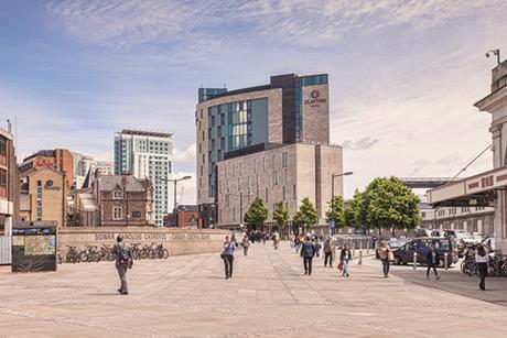 Central Square, Cardiff