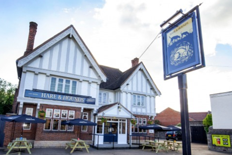 Hawthorn Hare and Hounds
