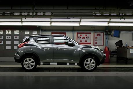 Nissan plant, Sunderland
