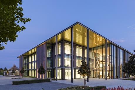 Croxley park building 2