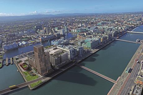 Capital Dock, Dublin