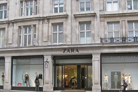 Zara Regent Street