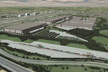 SEGRO Logistics Park East Midlands Gateway scheme