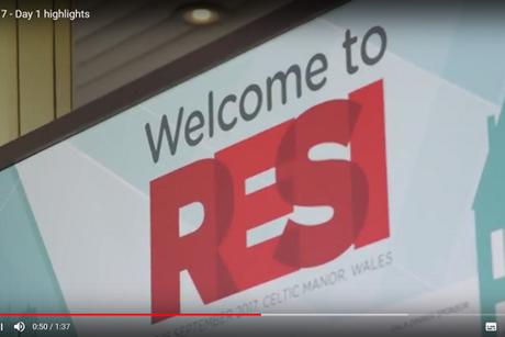 RESI 2017 day 1 highlights