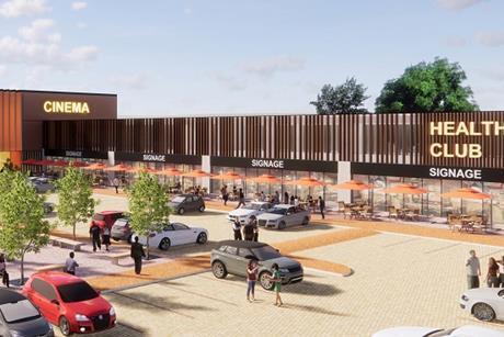 Sedgemoor District Council town centre regeneration plans Credit - Mountford Pigott