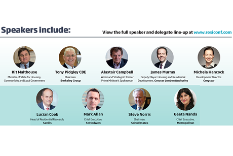 RESI speakers panel