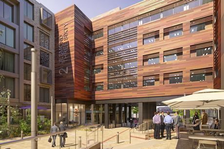 Jomast's Jesmond Three Sixty offices phase
