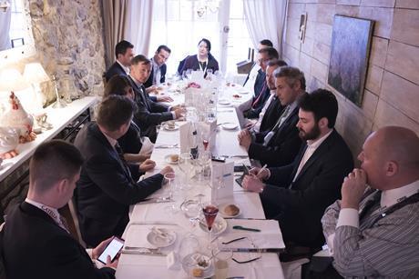 RESI Senate Lunch