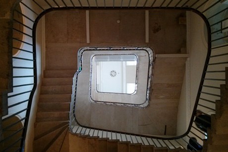 Staircase tax