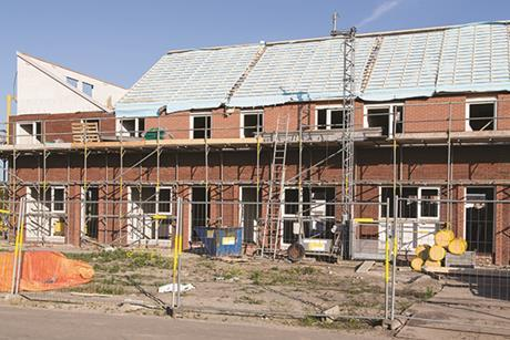 Housebuilding construction
