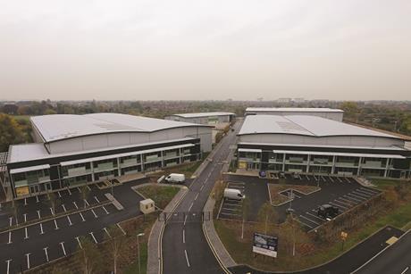 Blackrock Heathrow Logistics Park