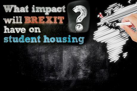 Brexit student accommodation feature index