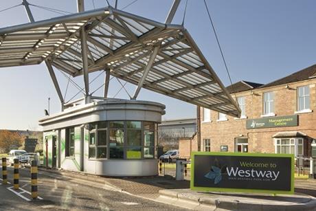 Westway p ark