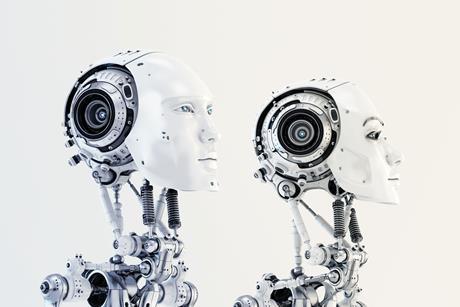 Artificial intelligence (AI) robots