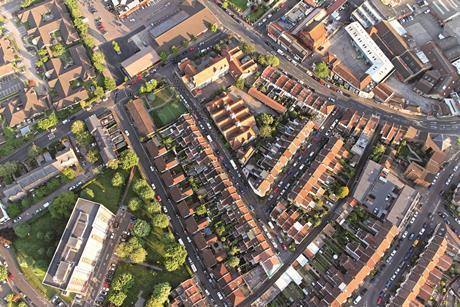 Aerial view town streets shutterstock_763459339 cr Anna Jastrzebska PW170818