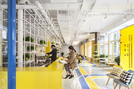 Kontor We Co-working Space