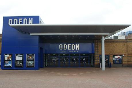 Warrington Odeon