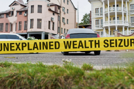 Unexplained wealth orders
